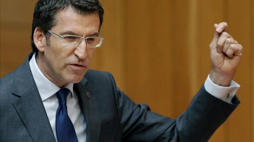 Feijóo destaca avances en acuerdo sobre déficit y descarta reparto a la carta