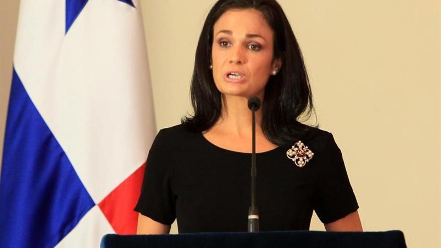Vicepresidenta panameña viajará a México a participar en sesiones de la Cepal