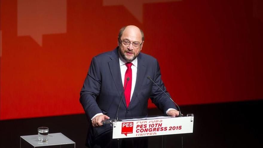 """Schulz acusa al Gobierno griego de adoptar una postura de """"todo o nada"""""""