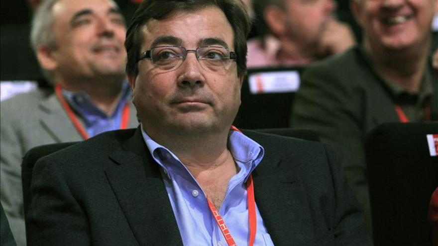 Fernández Vara asegura que en el PSOE habrá candidatos que no están sonando