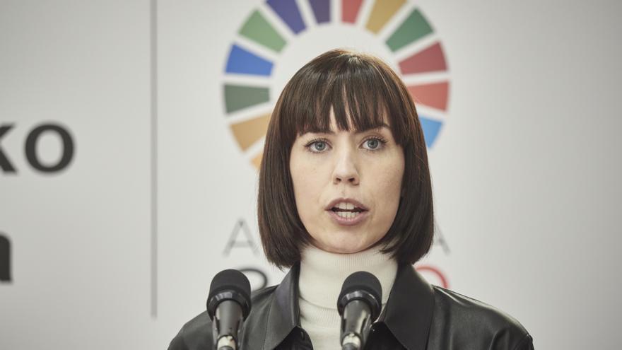La ministra de Ciencia e Innovación, Diana Morant