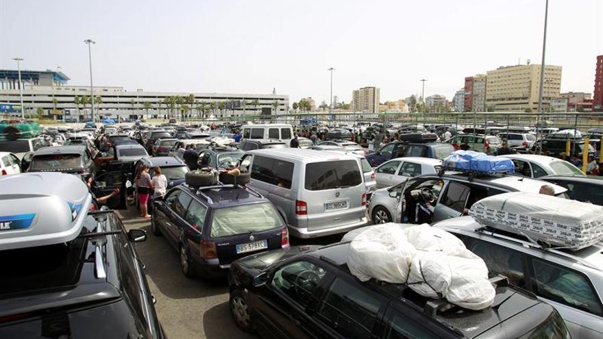 La OPE supera los 357.000 pasajeros, superando en un 24% las cifras del pasado año