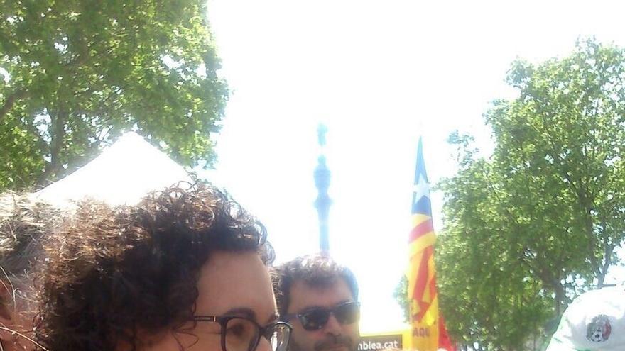 Rovira (ERC) asegura que Cataluña es soberana y votará su futuro