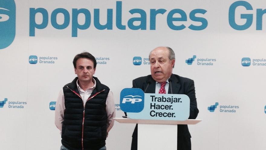 """Torres Hurtado (PP) tiende la mano al resto de partidos para lograr un """"gobierno estable"""" en Granada"""