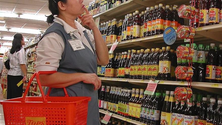 La inflación en Estados Unidos aumenta un 0,4 por ciento en abril