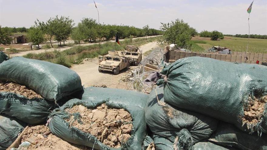 Las fuerzas afganas detienen a casi 200 insurgentes en una inusual operación