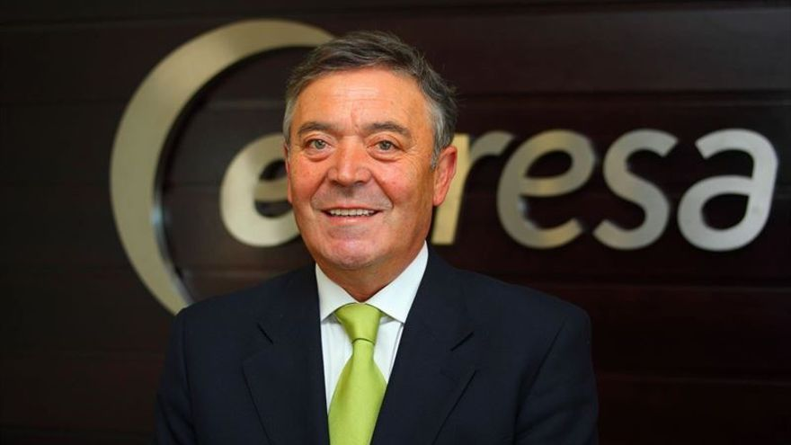 Francisco Gil-Ortega, presidente de Enresa / Foto: Europa Press
