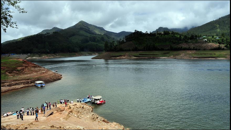 Orillas de Matupetty Dam. Raj (CC)