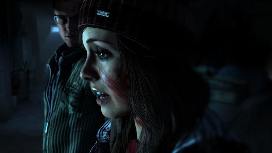 Until Dawn Gamescom 2014