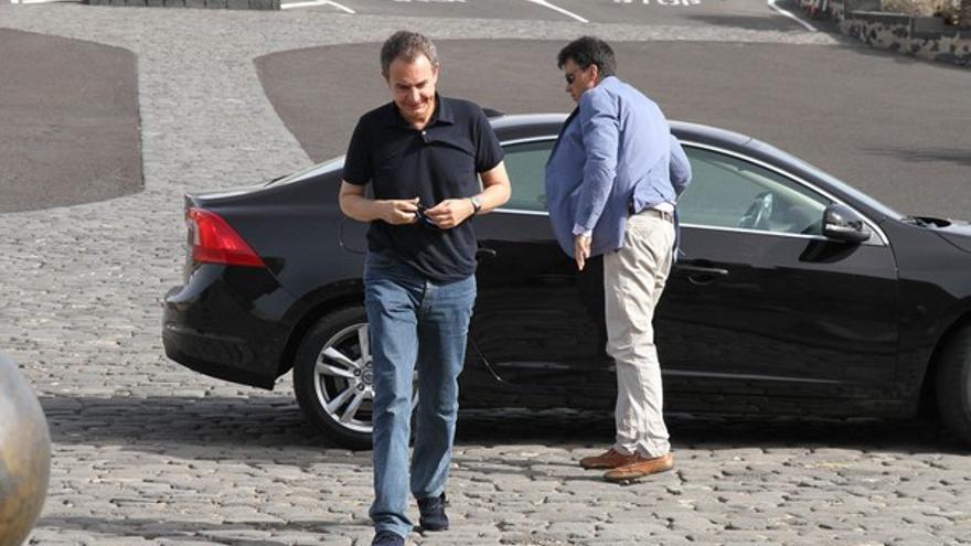 De la rueda de prensa de Zapatero #1