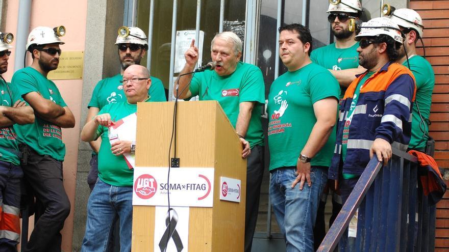 La Junta de Accionistas de Hunosa confirma la destitución de Villa como miembro del Consejo de Administración