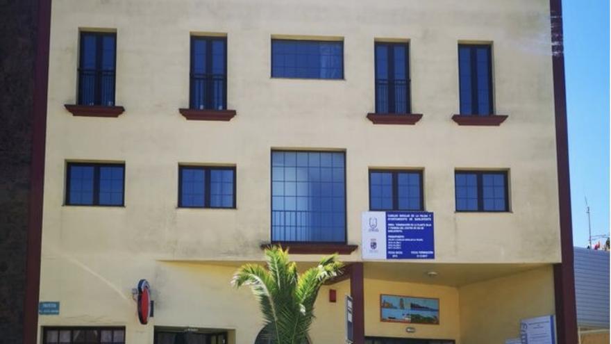 Imagen de archivo de la Residencia de Mayores de Barlovento