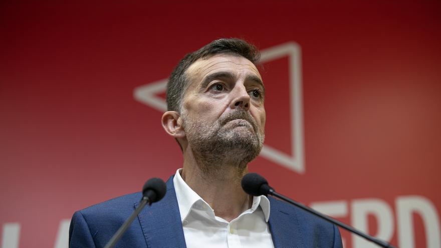 """Maíllo ejemplifica con el cogobierno andaluz PSOE-IU que el PSOE """"no es un agente de cambio"""""""
