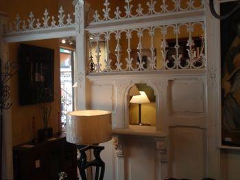 Antiguas taquillas de los salones Montano en Rustika   L.C.