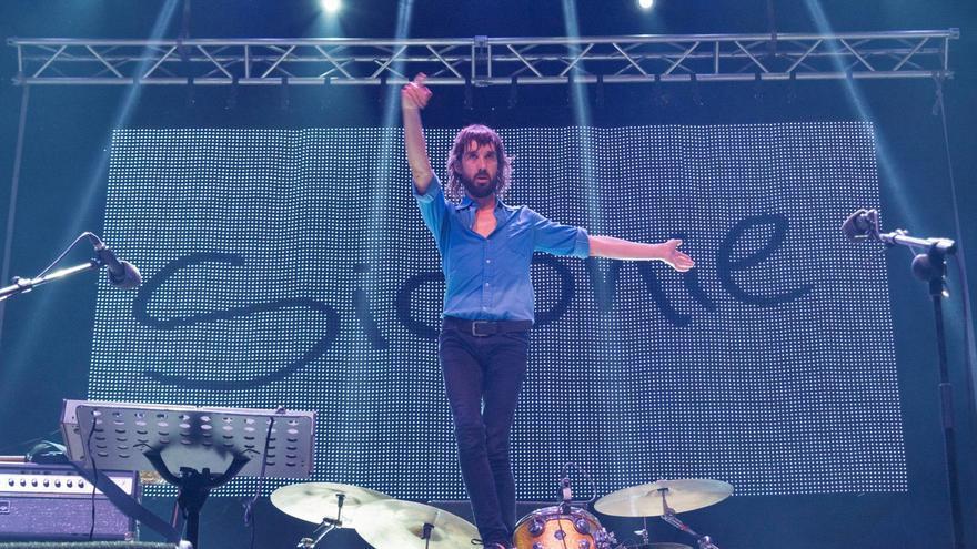Sidonie en el Pulpop Festival de Almería, 2016 /foto: Pulpop