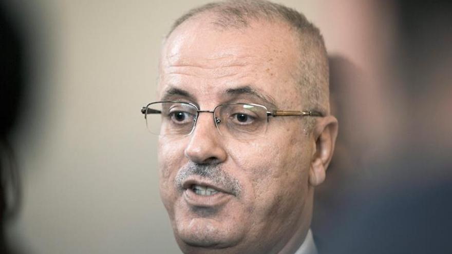 El primer ministro palestino agradece los esfuerzos de Francia por la iniciativa de paz