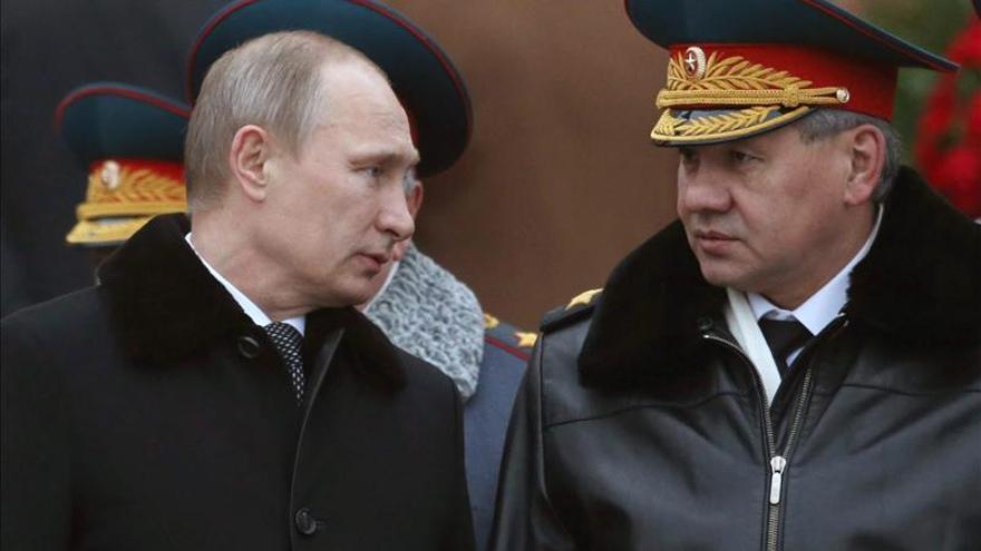 Rusia niega que la puesta en alerta de sus tropas esté vinculada con Ucrania