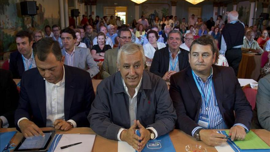 Arenas pide reeditar el Pacto de Toledo para reformar el sistema de pensiones