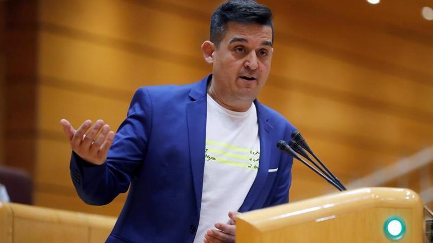 """Compromís arremete contra el PSOE por """"vetar"""" que Puig acuda al Senado"""
