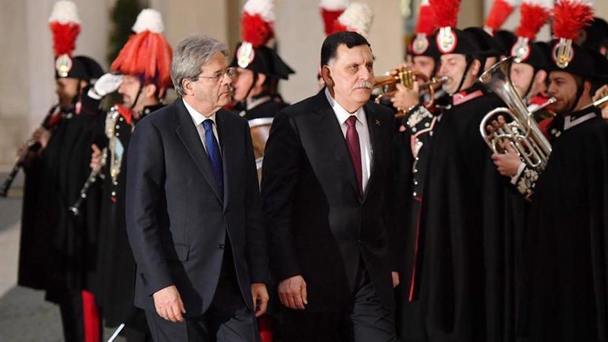 Hafter ordena impedir el trabajo del gobierno sostenido por la ONU