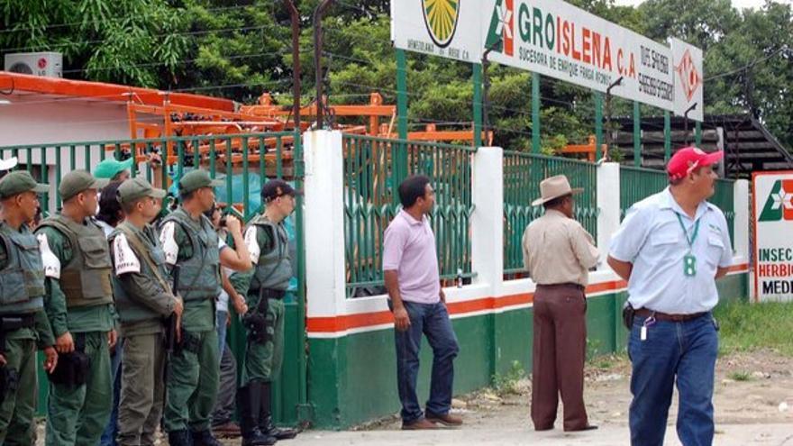 De las protestas en AgroIsleña #3