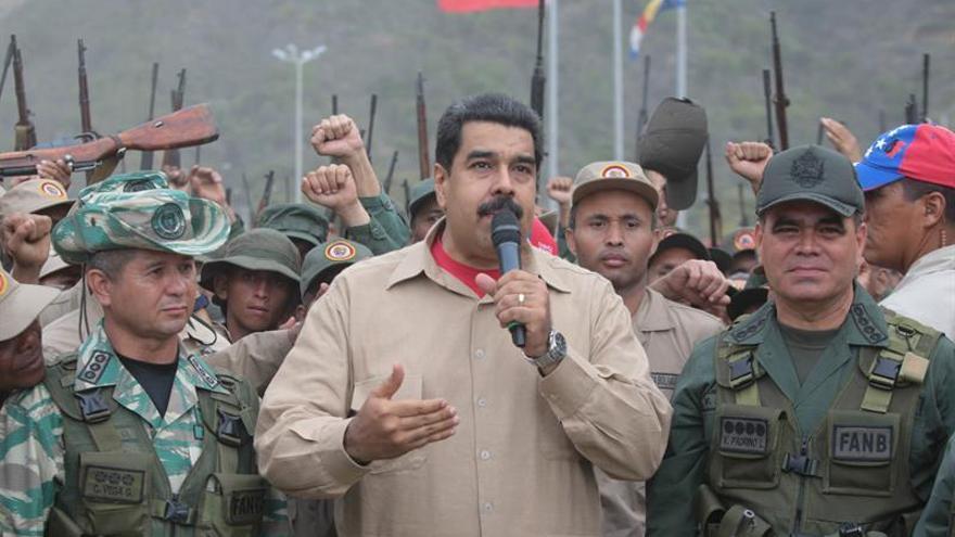 El PP, C's y UPyD respaldan una marcha en contra del presidente de Venezuela
