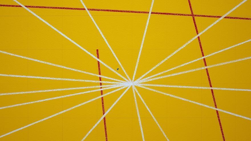 Más de 21.000 personas han visitado ya la muestra de Sol Lewitt en la Fundación Botín