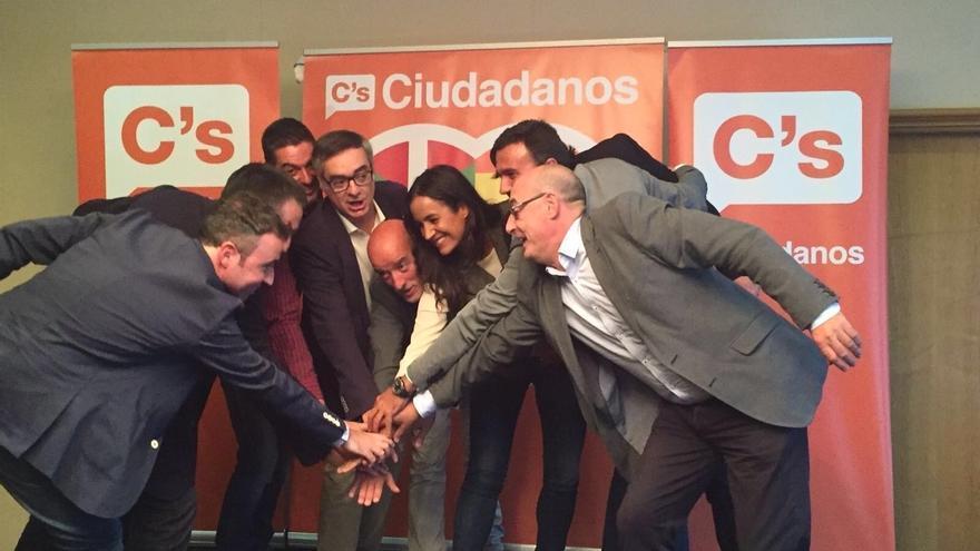 """Villegas dice que C's accederá al Parlamento """"como alternativa de regeneración y de unión para todos los vascos"""""""