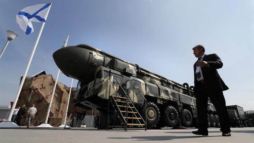 Rusia dice que hará lo que quiera en Kaliningrado, sin informar a la OTAN