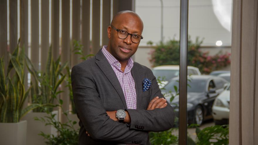Githinji Gitahi, director ejecutivo de Amref Health Africa.