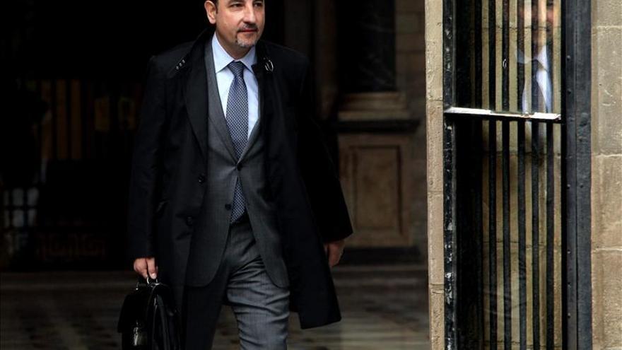 El conseller de Interior desvincula la expulsión de Ziani del debate soberanista