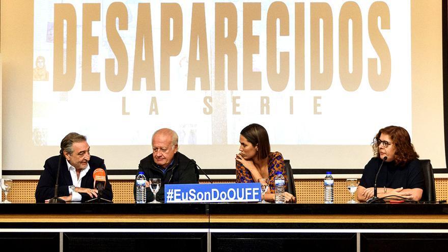 """Telecinco presenta su serie 'Desaparecidos': """"Nos hemos sentido ..."""