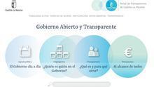 ¿Dónde van mis impuestos? En marcha el nuevo Portal de Transparencia de la Junta