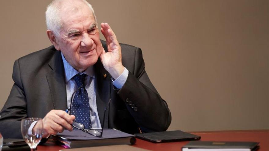 """Maragall: """"Poner en el mismo saco a Vox y a los partidos soberanistas es indigno"""""""