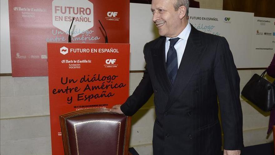 """Wert destaca el """"activo"""" económico y """"vertebrador"""" del español en el mundo"""