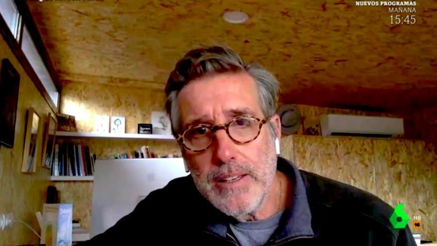 Emilio Aragón, en 'Lo de Évole'
