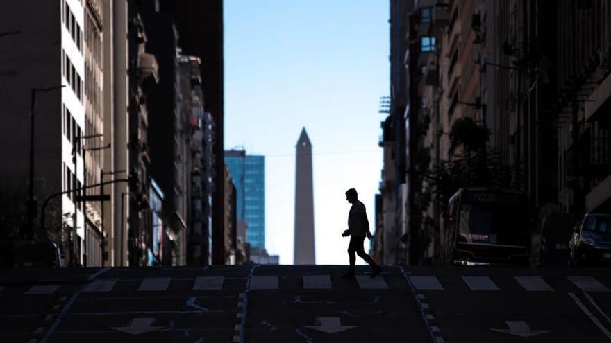 Argentina reporta dos nuevas muertes y ya son ocho las víctimas por COVID-19