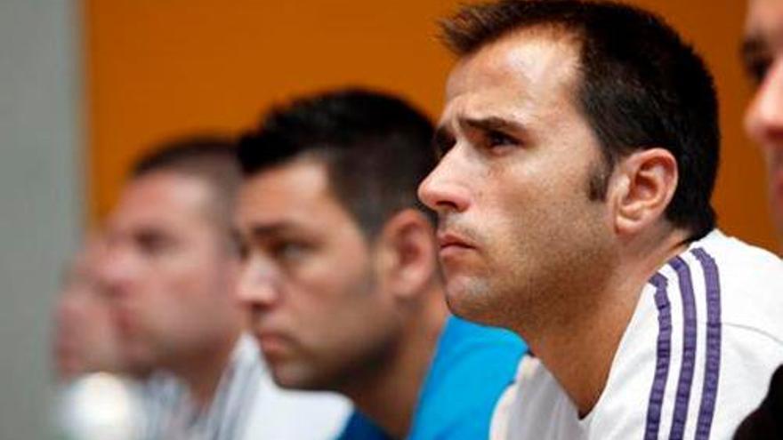 Raluy y Sabroso, en el Seminario de la EHF previo al Campeonato de Europa de Polonia