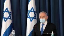"""Caos político y vuelta a las restricciones en Israel ante una """"segunda ola más peligrosa que la primera"""""""