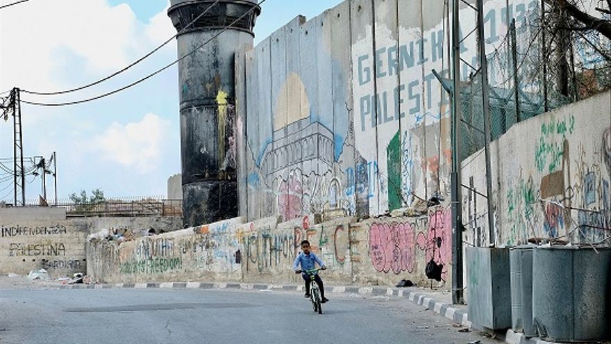 El largo brazo del sionismo FOTO Mari Carmen Pérez