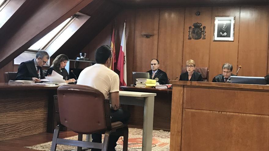 (Ampl) Fiscalía rebaja a seis años la pena solicitada para acusado de causar traumatismo a otro