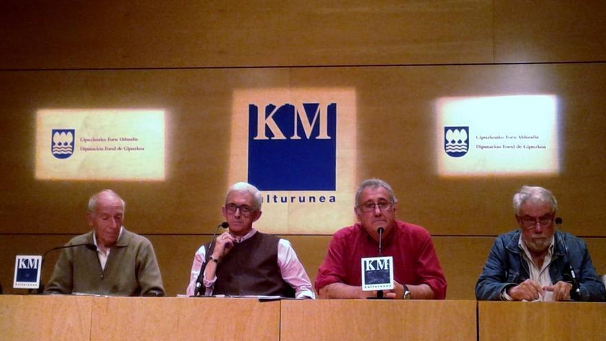 Víctimas del franquismo declaran por primera vez en Guipúzcoa ante la justicia española dentro de la Querella Argentina