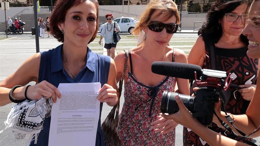 Juana Rivas, citada mañana para entregar a sus dos hijos a su expareja