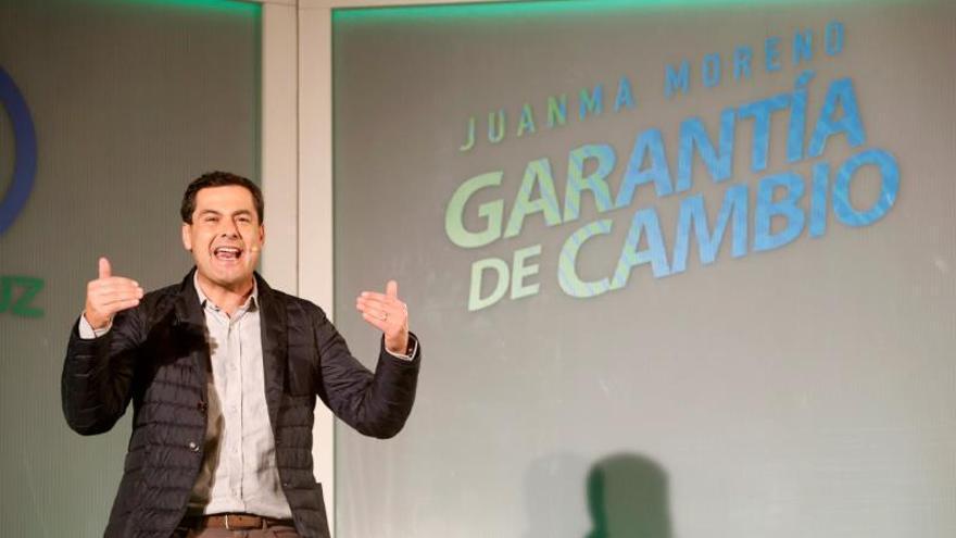 IU registra su petición para que Juanma Moreno declare por el caso Bárcenas