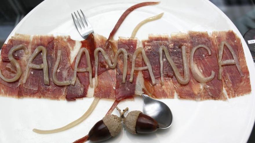 Salamanca presume de producto y talento culinario en Madrid Fusión