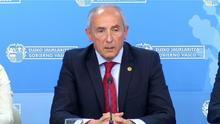 """Gobierno Vasco pide """"realismo y responsabilidad"""" a la oposición sobre Presupuestos en la ronda de contactos"""