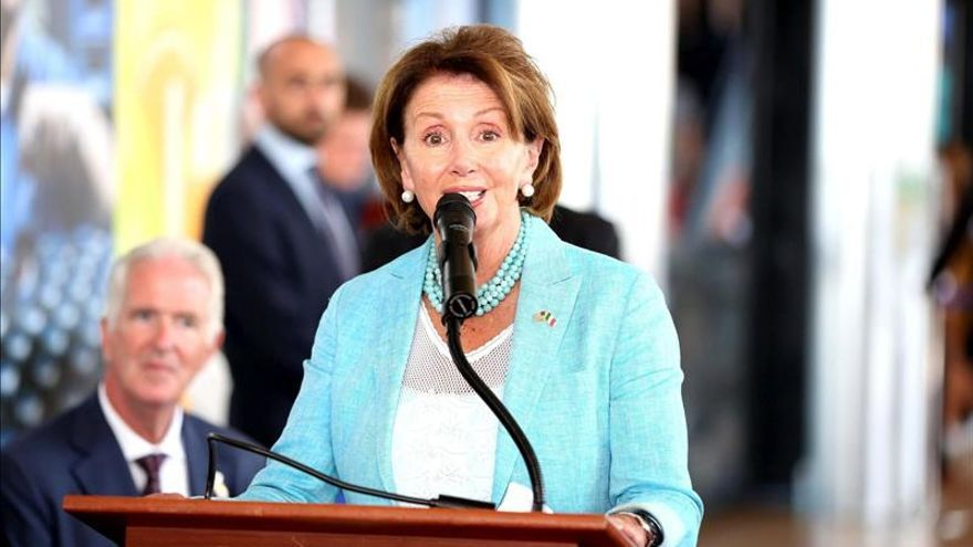 China aprueba la visita a Tíbet de congresistas de EEUU, entre ellos Nancy Pelosi