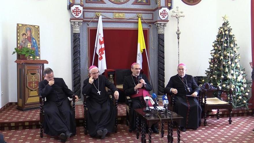 """La situación de los cristianos en Oriente Medio es """"trágica"""", según un jefe de la Iglesia"""