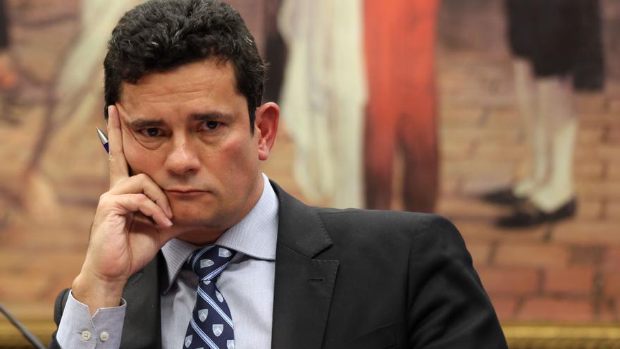 Sergio Moro, próximo ministro de Justicia de Brasil.