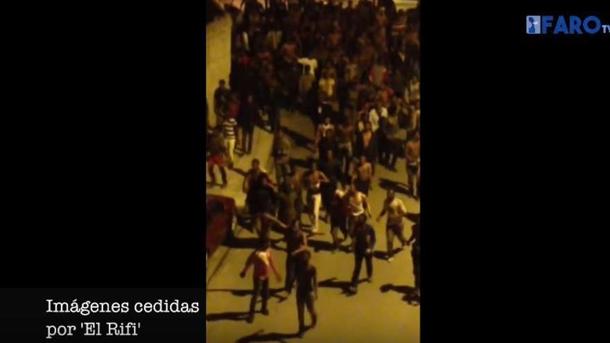 Cerca de 500 personas saltan la valla de Ceuta